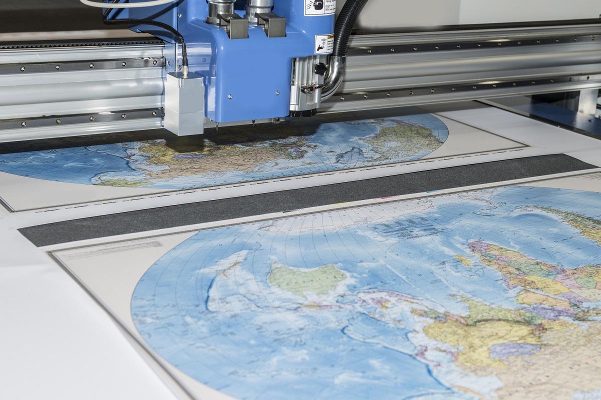 drukowanie atlasu